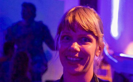 Agnes Ida Pettersen, foto Lars Igesund