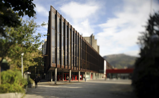 Grieghallen Foto: Helge Hansen