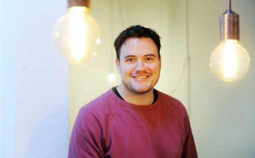 Jonas Vebners idé om en fellesnordisk platform har vokst seg stor. Nå har Ja Ja Ja etablert seg i både London, Berlin og Hamburg. Neste by ut kan bli Paris. Foto: Thomas Olsen