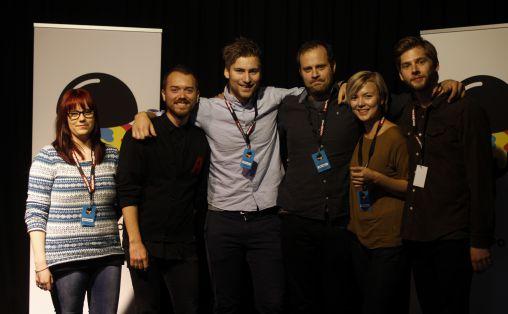 Deltaker på nasjonal camp Foto: Trondheim Song Expo