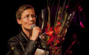 Beate Elstad på Storbandprisen 2015 Foto: Halvor Gudim