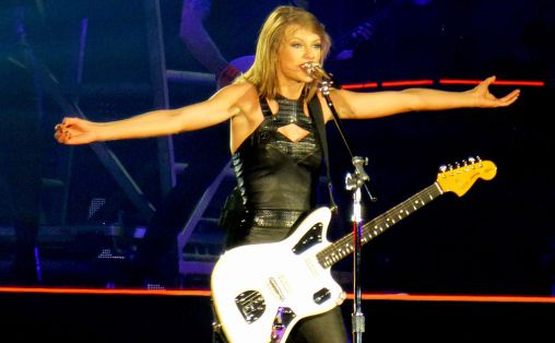 Taylor Swift Foto: GabboT / Wikimedia Commons