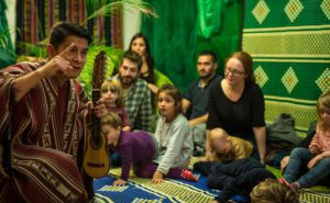 Barnas verdensdager Foto: Lars Opstad