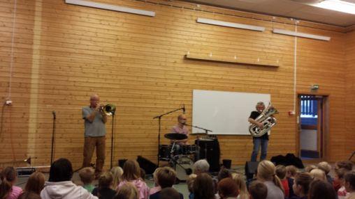 3T Foto: Olav Opsvik
