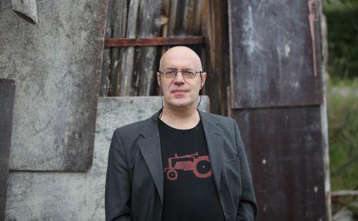 Georg Arnestad. Foto: Vestforsk