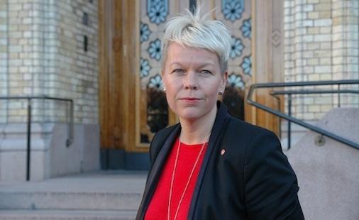 Hege Haukeland Liadal, Foto: Arbeiderpartiet