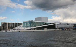 Operahuset i Bjørvika Foto: Hans A. Rosbach