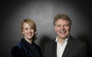 Ny operasjef er irske Annilese Miskimmon. Tyske Karl-Heinz Steffens er ansatt som ny musikksjef  Foto: Den Norske Opera og Ballett