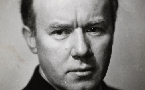David Monrad Johansen Foto: Nasjonalbiblioteket