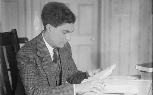 Edgard Varèse i 1915