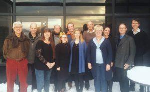 Koralliansen etter undertegnelse av avtalen Foto: Ung i Kor