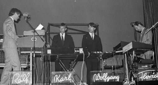 Kraftwerk (1975) Foto: Ueli Frey