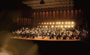 Trondheim Symfoniorkester  Foto: Fred Jonny