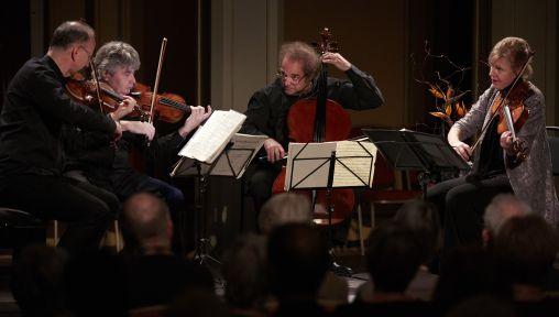Takács Quartet Foto: John Petter Reinertsen.