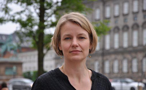 Eline Wernberg Sigufsson i Nordisk Kulturfond Foto: Nordisk Kulturfond