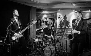 Trio HEP! Bildet er fra Julejazz 2015. Foto: Arne Hauge
