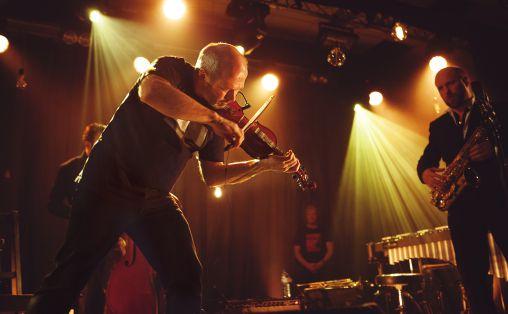 Nils Økland. Tingingsverket.  Foto: Odin Drønen / Vossajazz