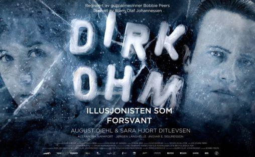 """Soundtracket til """"Dirk Ohm - Illusjonisten som forsvant vant Amanda pris."""