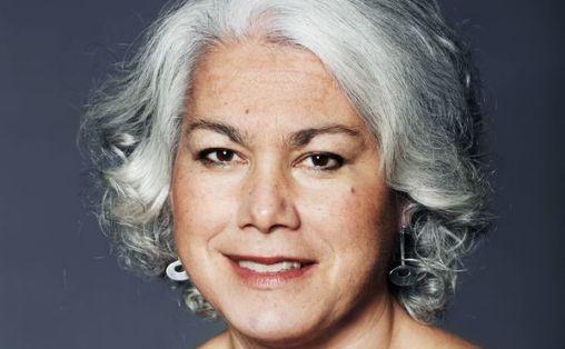 Eileen Siegel hadde hånd om en særlig krevende førstefiolinstemme. Foto: Oslo-Filharmonien