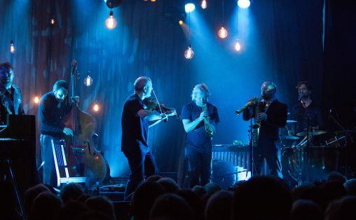 Glødetråder. Foto: Runhild Heggem / Vossajazz