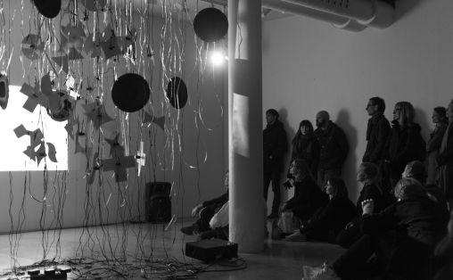 Incorporate installation Foto: Magnus Haaland Sunde