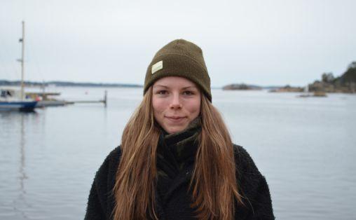Oda Ulvøy Foto: Linn Carin Dirdal