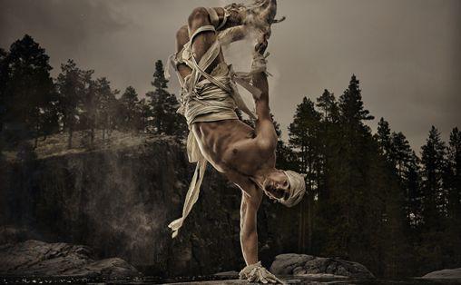 Frikar - Leahkit Foto: Dansens hus