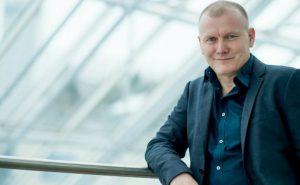 Fungerende direktør Ådne Sekkelsten er blant søkerne på stillingen som direktør for Kulturtanken Foto: Lars Opstad_