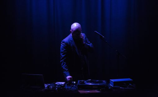 Espen Sommer Eide Foto. nyMusikk / Henrik Beck
