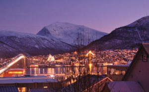Tromsø Foto: Wikimedia Commons