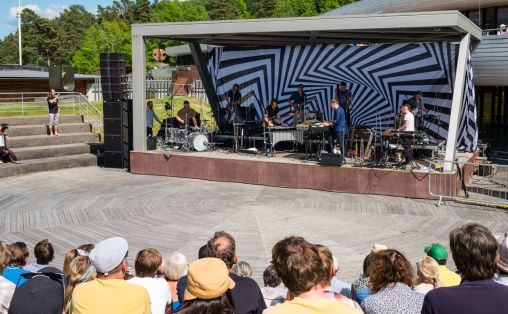 Jaga Jazzist Foto: Bjørn Lier