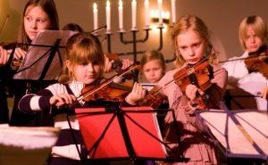 Konsert - De unges orkesterforbund Foto: Yngve Vogt