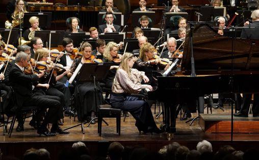 Ingfrid Breie Nyhus med Oslo Filharmonien mars 2016