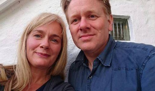 Marit Eikemo og Helge Olsen Foto: Privat