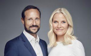 Kronprins Haakon og Kronprinsesse Mette-Marit. Foto: Jørgen Gomnæs/Det Kongelige Hoff