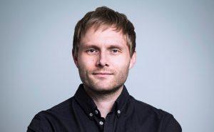 Jørgen Karlstrøm, styreleder i Norsk Komponistforening