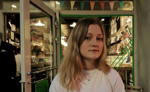 Haley Shea Foto: Aslaug Olette Klausen
