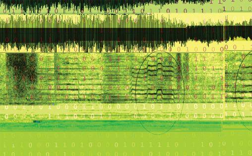 Utsnitt av forsiden på Digital Signatures