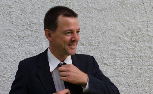 Christian Blom Foto:  Ellen Ugelvik