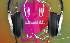 Utsnitt av forsiden på Music Consumer Insight Report 2016