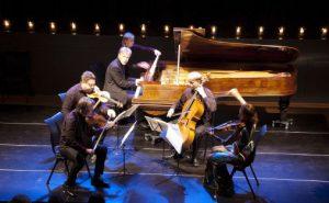 Ettermiddagskonsert Schumann på 123 Foto: Kristin Bolgård