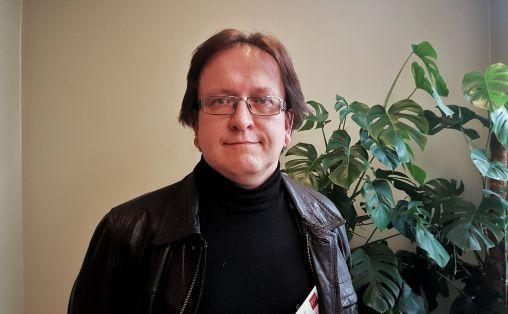 Ludvig Claeson Foto: Aslaug Olette Klausen