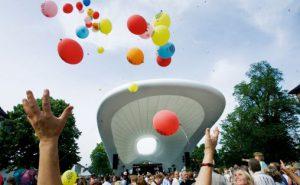 Kongsberg Jazzfestivals Barnival får 75.000 kroner til telt, Foto: Sparebankstifltelsen DNB