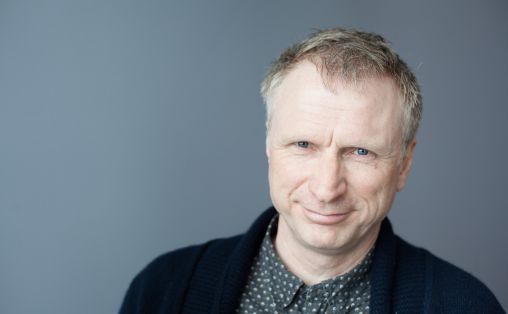 Morten Gjelten, direktør i Norsk Teater og Orkesterforening