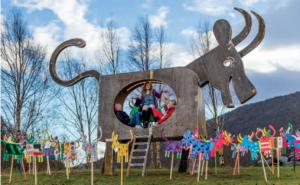 Utsnitt Norsk kulturforums publikasjon Fra undring til endring