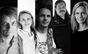 Paneldeltakere Collage: Trondheim Calling