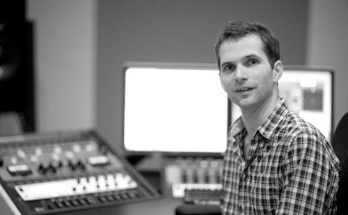 Chris Sansom Foto: Propeller Records