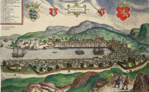 Franciscushogenberg scholeusstikket Foto: Nasjonalbiblioteket