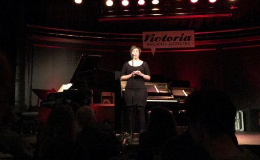 Agnes Hvizdalek Foto: Olav Opsvik