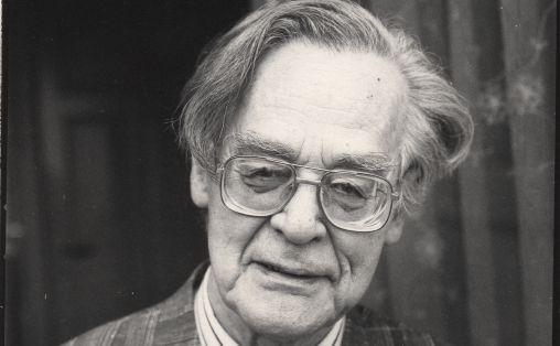 Rolf Jacobsen Foto: Gyldendal forlag